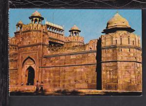 Red Fort,Dehli,India Postcard BIN