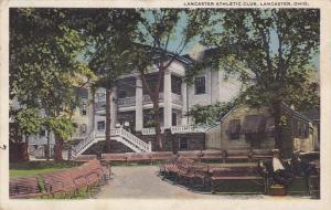 Lancaster Athletic Club , LANCASTER , Ohio , PU-1924
