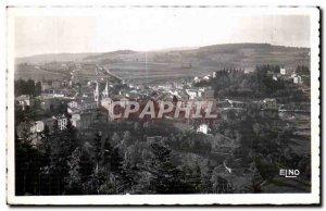 Old Postcard Louvesc Ardeche alt 1050m Panoramic view