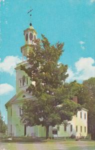 Vermont Bennington The Old First Church