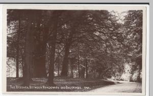 Sussex; The Beeches, Between Handcross & Balcombe RP PPC , Unposted c 1910's