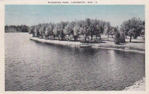 Wisconsin Ladysmith Riverside Park