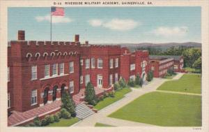 Georgia Gainesville Riverside Military Academy