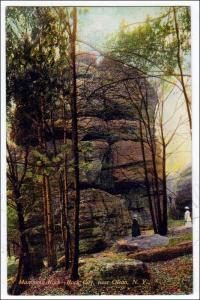 Mammoth Rock, Rock City, Olean NY