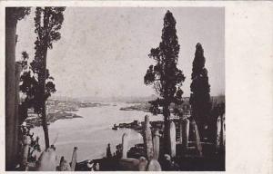 Golden Horn, Istanbul, Turkey, 1939
