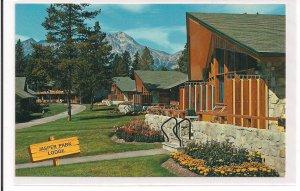 Jasper Park Lodge, Jasper, Alberta !