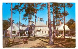 Exterior, The Pink House, 43rd Avenue,  Myrtle Beach,   South Carolina,  40-60s