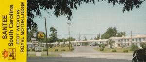 SANTEE , South Carolina, 1950-60s ; Best Western