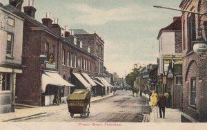 FAVERSHAM , Kent , UK , 1907 ; Preston Street
