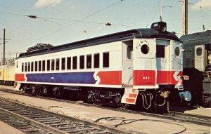 Trains - SEPTA #442 Electric MU Car, Philadelphia, PA (audio visual series)
