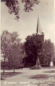 ST. GEORGE CATHOLIC CHURCH GLENCOE, MN 1949 RP