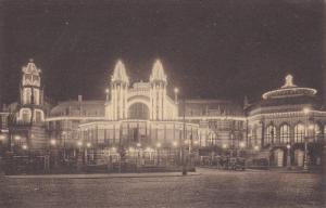 The Illumination Of The Kursaal, OSTENDE (West Flanders), Belgium, 1900-1910s