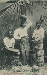 Singhalese Woman , CEYLON , 00-10s