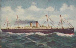 White Star Ocean Liner S.S. BALTIC , 1900-10s