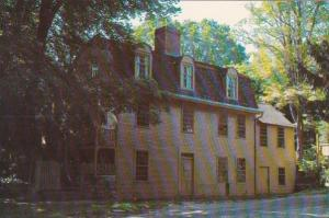 Thankful Arnold House Route 9 Haddam Connecticut