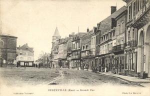 CPA  Bauzeville - Grande Rue  (160700)