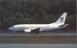 TAESA - Boeing B-737-500 - Former Airline based in Mexico