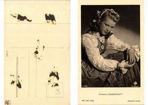 CPA AK Kristina Söderbaum Verlag 3472/2 FILM STAR (594157)