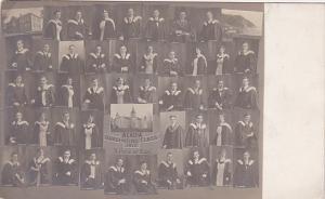 RP: Graducating Class of 1912 , Arcadia College , Nova Scotia , Canada