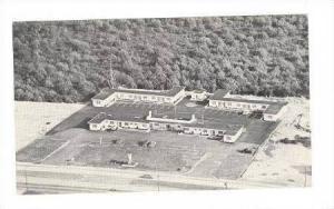 Aerial View, Capri Motel, North Dartmouth, MA, 20-40s