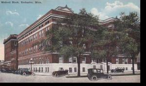 Minnesota Rochester Medical Block