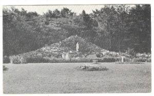Grotto at St. Alphonsus Retreat House, Tobyhanna, Pannsylvania, 20-30s