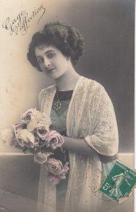 RP: Woman Portrait , 1900-10s