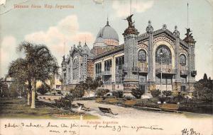 Argentina Buenos Aires Pabellon Argentino Building