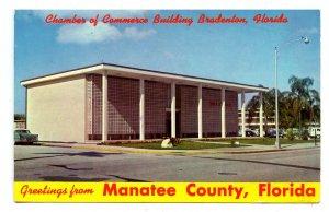 FL - Bradenton. New Chamber of Commerce Building
