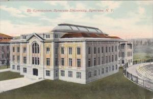 New York Syracuse The Gymnasium Syracuse University