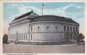 Washington DC Concoran Art Gallery