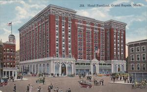 Hotel Pantilind, GRAND RAPIDS, Michigan, PU-1915