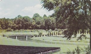 CHARLOTTE , North Carolina , 1950-60s ; Freedom Park