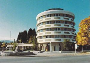 The Provincial Law Courts and Offices,  Duncan,  B.C.,  Canada,  50-70s