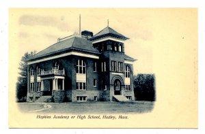 MA - Hadley. Hopkins Academy or High School