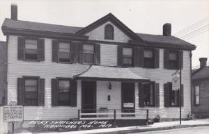 RP: Becky Thatcher's Home , HANNIBAL , Missouri , 30-40s