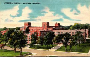 Tennessee Nashville Vanderbilt Hospital