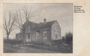 NAUVOO , Illinois , 00-10s ; Brigham Young Residence