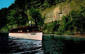 New York Watkins Glen Captain Palmer's Lake Ride