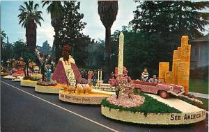 Rose Bowl Parade, Pasadena California CA, Pre-Zip Code
