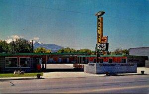 Nevada Wells Sage Motel