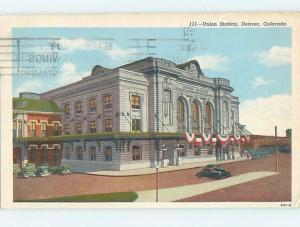 Linen BUILDING Denver Colorado CO ho1859