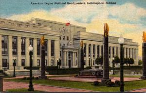 Indiana Indianapolis American Legion National Headquarters Curteich