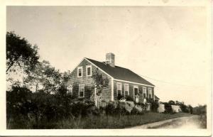 MA - Cape Cod. Summer of 1942 - RPPC