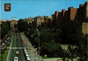 CPA Espagne-Mallorca-Palma de Mallorca-Promenade Antonio Maura (323447)