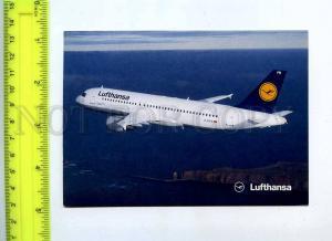 256031 Plane Airbus LUFTHANSA Frankfurt Madras First flight