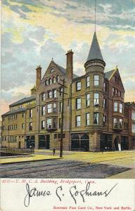 BRIDGEPORT, Connecticut, PU-1909; Y. M. C. A. Building