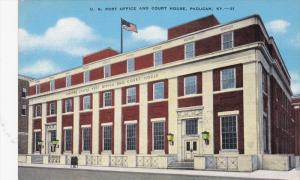 U.S. Post Office and Court House, PADUCAH, Kentucky, 30-40´s