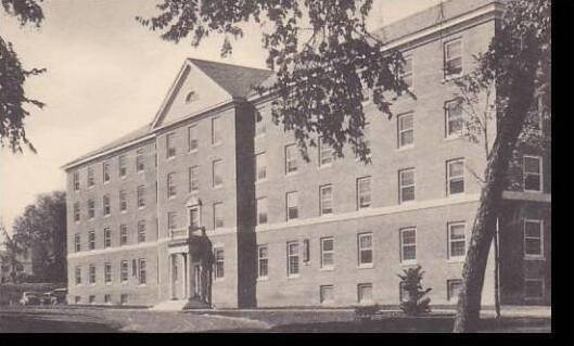 Maine Orono New Dormitory University Of Maine Albertype