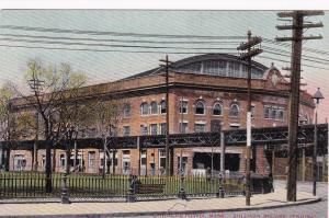 CHARLESTOWN, Massachusetts, 1900s; Sullivan Square Terminal